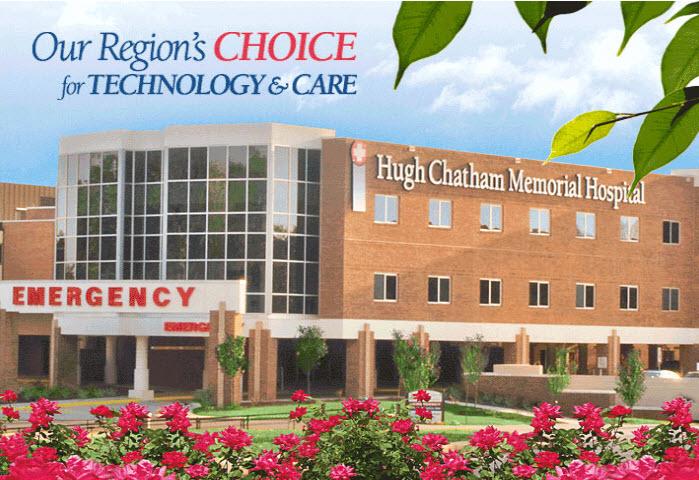 Hugh Chatham Memorial Hospital Southern Atlantic Healthcare Alliance